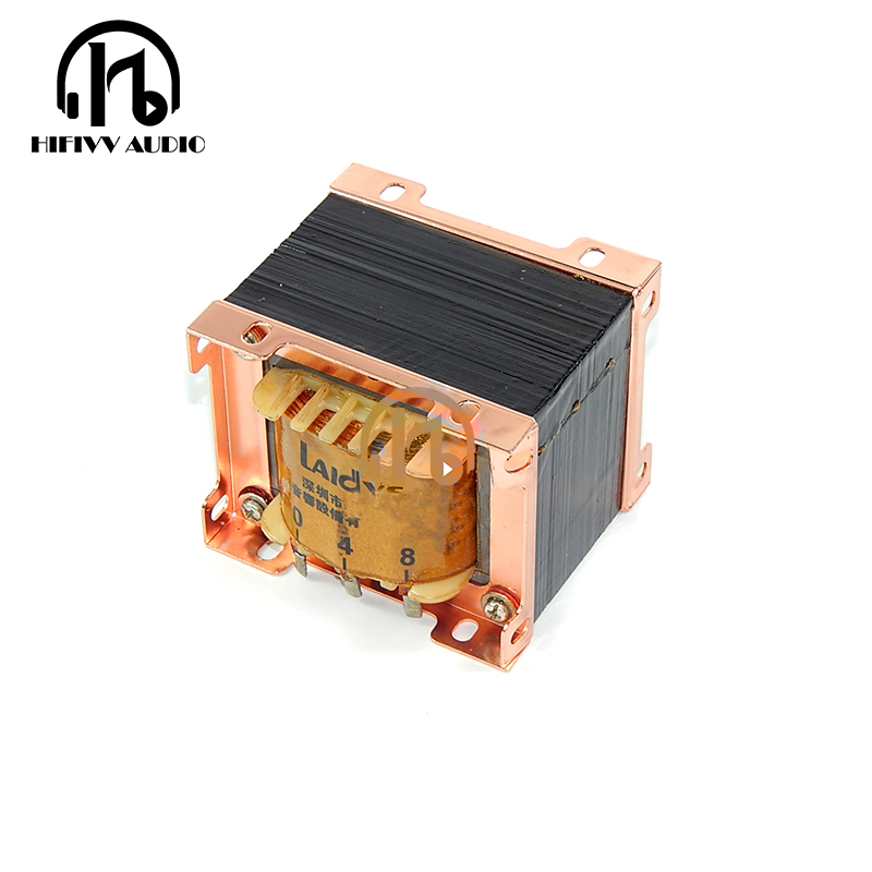 HIFI audio amplifiers Tube amp Transformer 25W 3 5K Ohm Electronic tube transformer E transformer amplifier