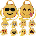 Jasmine Cute Emoji Emoticon Shoulder School Child Bag Backpack Satchel Rucksack Dec2