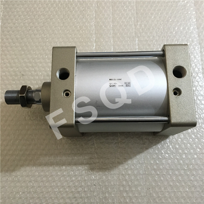 MBB100-150 MBB100-200 MBB125-100NZ SMC air cylinder pneumatic cylinder air tools MBB series цены