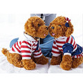 Kawaii Stuffed Toys 30 cm Lovely Simulation Teddy Bear Plush Toys Brown Color gift for children birthday gift