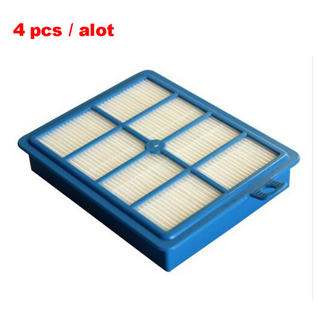 4PCS/Pack fit for PHILIPS FC8060 FC8204 FC9071 FC8038 FC9150-FC9199 STARTER KIT FILTER S-filter HEPA 13 HEPA 12