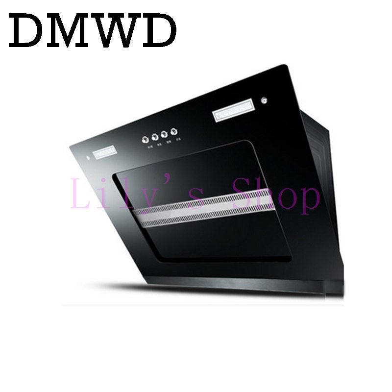 DMWD Household range hood side suction hoods high power oil smoke exhaust ventilator kitchen ventilator hoods Eexhaust fan EU US mei wan and cherry universal hood board computer board control panel compatible with all brands of range hoods all
