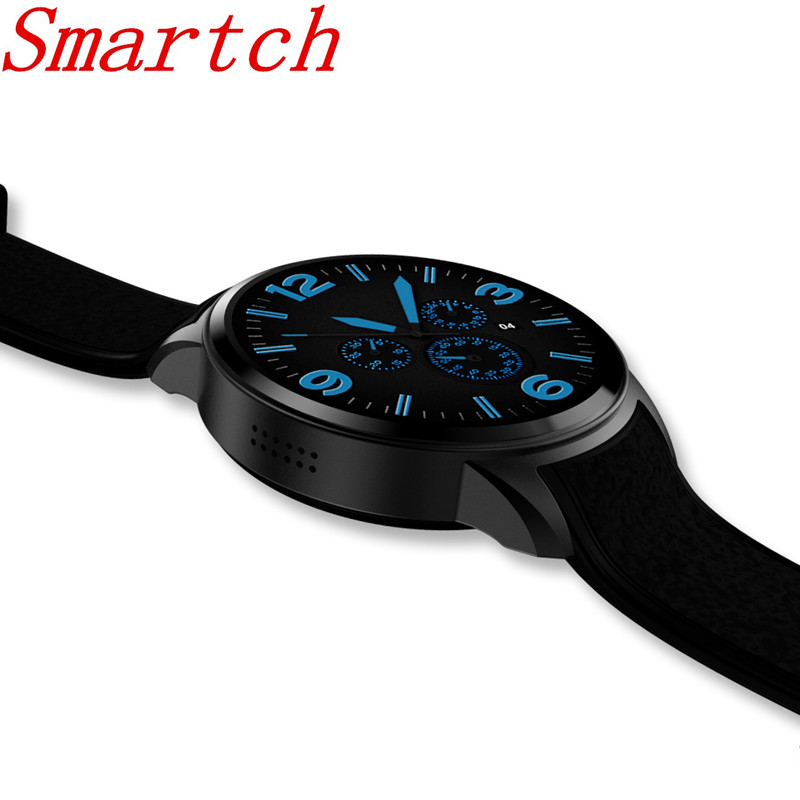 Smartch Bluetooth smart watch X200 IP67 Waterproof MTK6580 Android 5.1 1+16GB Smartwatch 3G+Wifi+GPS Google play heart rate watc