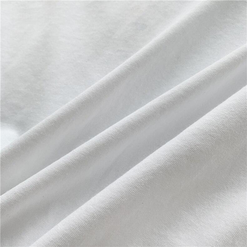 Fashion star embroidery Tee Shirt Femme korean Kawaii T Shirt Women Funny Short Sleeve T-Shirts harajuku white Black Tops Female 16