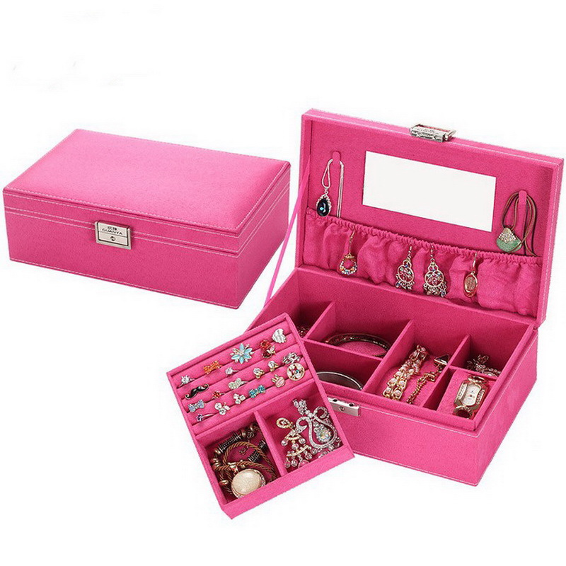 Storage, Flannelet, Organizer, Jewerly, Box, Boxes