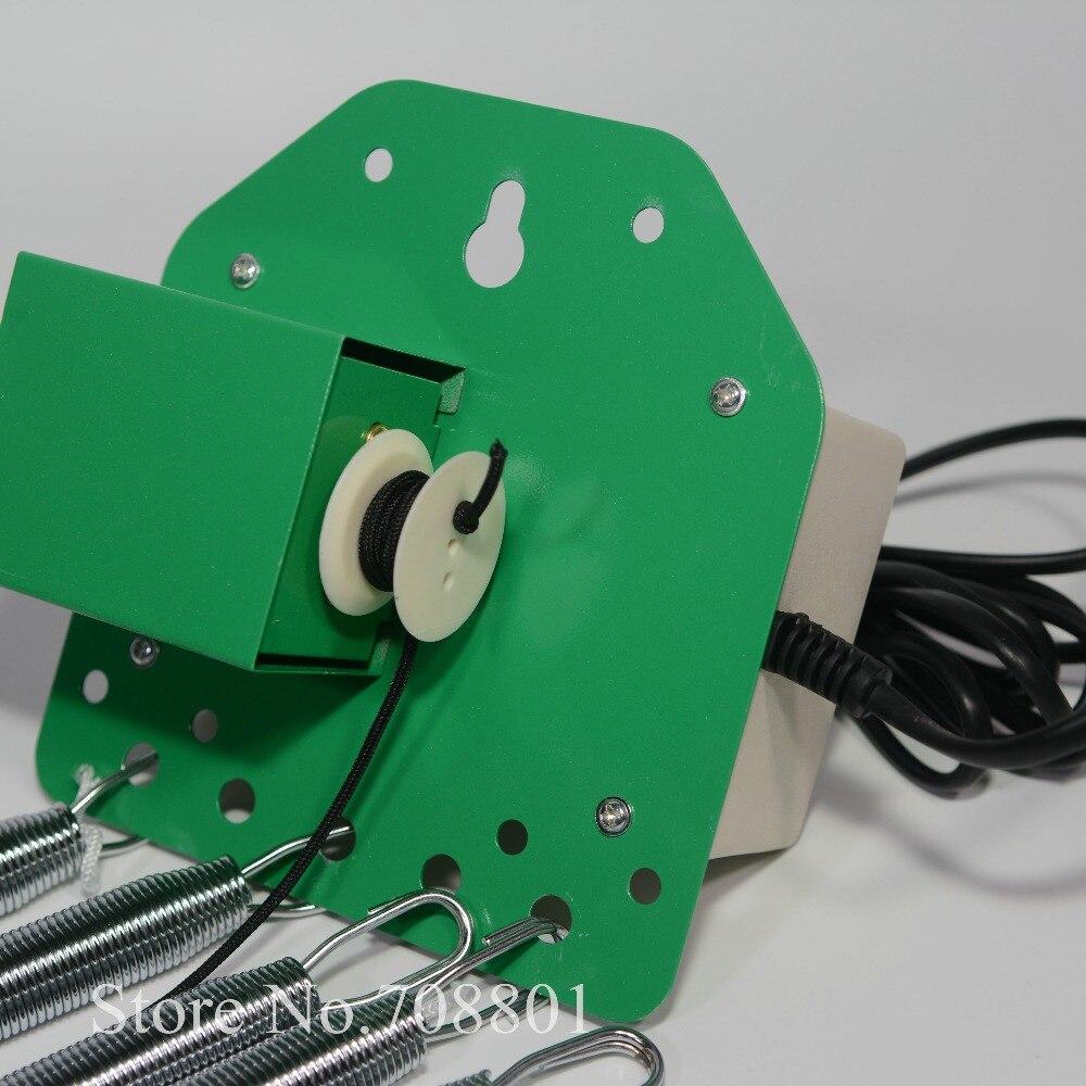 Contrôleur électrique de berceau d'oscillation de bébé avec le jeu automatique de roche de prise de l'ue - 3