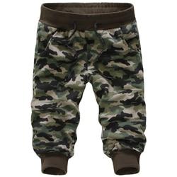 2016 men s hip hop cropped short pants jogger shorts men s camouflage camo pants men.jpg 250x250