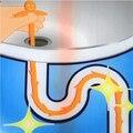 Cocina Lavabo Del Baño Limpiador De Pipa De Drenaje Tubería Cabello Eliminación Limpieza Ducha Higiénico Alcantarillado Clog Larga Fila Gancho De Plástico 51 cm