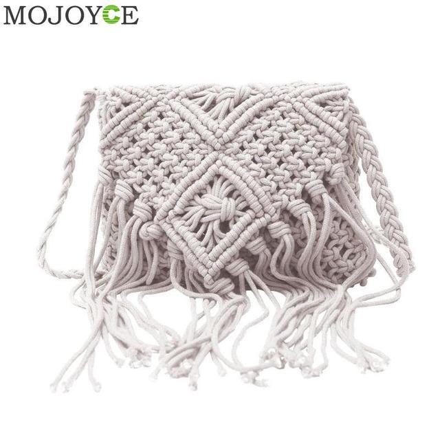 Women Shoulder Straw Bag...