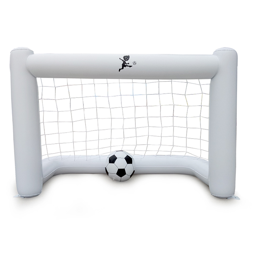 Inflatable Soccer Goal PVC Footable Net Parents Children Playing Ball Games For Kids Children