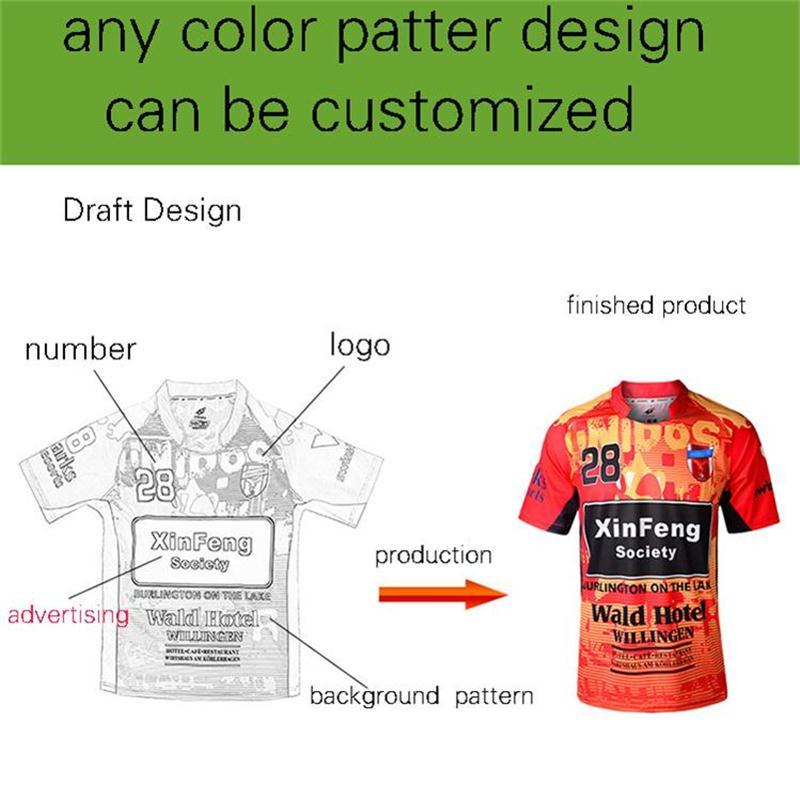 eb65ab57 Soccer uniform sets all over print t shirt football shirt maker Wholesale Custom  Design Your Own Rugby Jerseys Shirt football