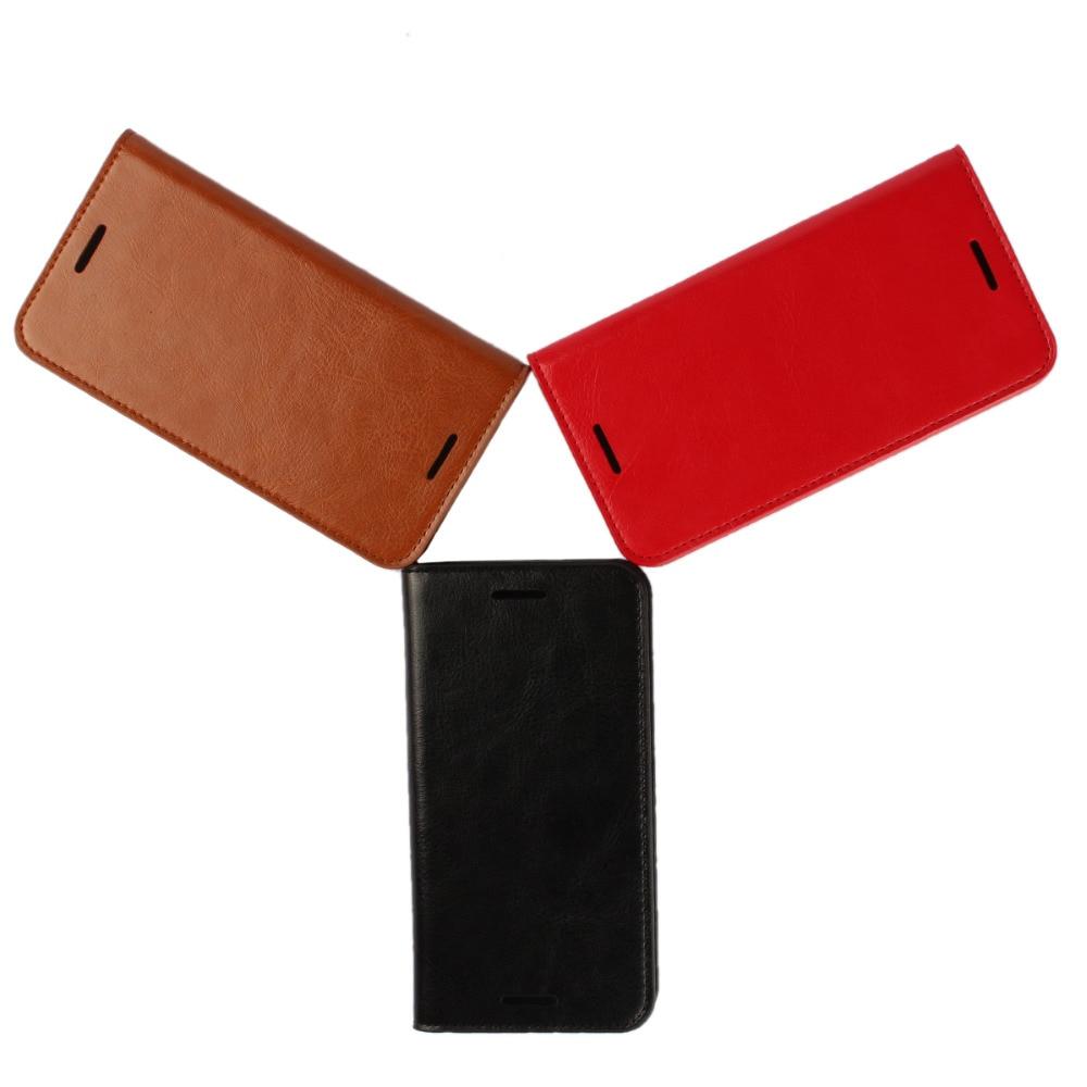 Coque pro LG Nexus 5X Nexus5X Originální skutečné Flip kožené pouzdro Ochranný kryt Fundas Brown Black Capa Pouzdra Etui Příslušenství Tašky