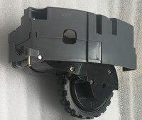 Roda esquerda para irobot roomb 800 Série 900 870 871 880 885 Vacuum Cleaner Parts roda acessórios peças irobot roomba roomba wheel irobot roomba wheel cleaner parts -
