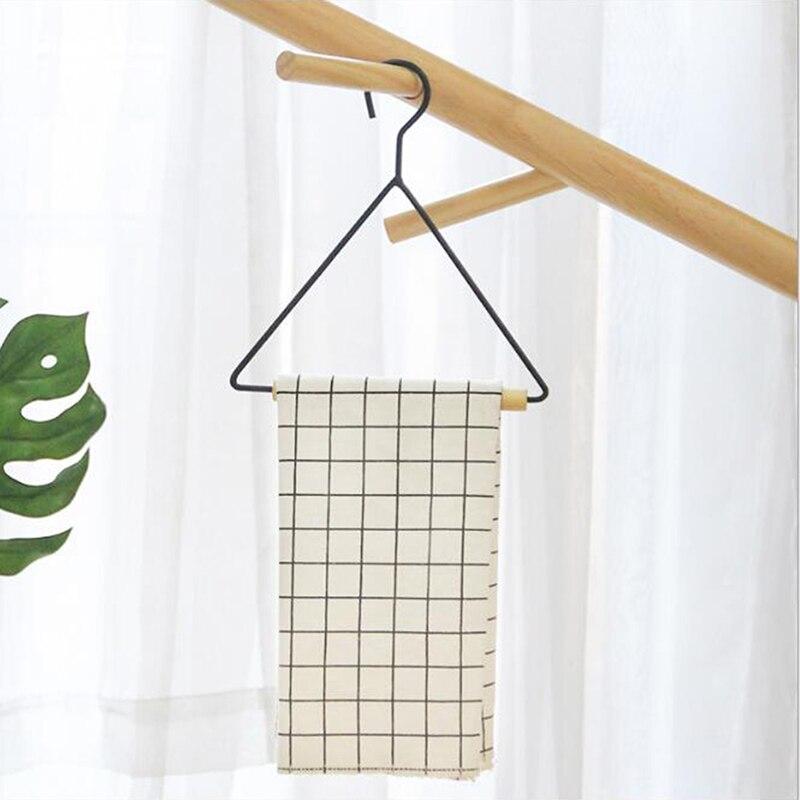 Badhanddoek Houder Badkamer Handdoek Bar Keuken Handdoek Gepolijst Rack Holder Hardware Accessoire Handdoek Droogrek