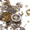 50g One Package Watch Scrap Different Parts DIY Materials Art Accessories Watch Repair Parts Best Quality
