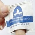Removedor de unhas limpas 100 Pçs/lote Nail Art gel Laca polonês Fácil limpeza Wraps unhas de gel UV Gel Removedor de Unhas Cuidados ferramentas