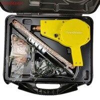 Spot Welder Car Body Repair Dent Puller Garage Sheet Metal Repair Tools 1300A Portable Spot Welding Machine