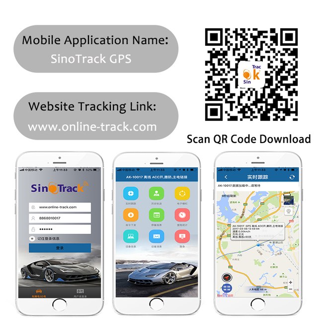 Waterproof GPS Tracker ST-915 Vehicle Locator Magnet TK915 Long Standby 120 Days 10000mAh Battery Real Time Position Tracking