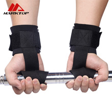 Marktop Wrist Support With Band 2 pcs Weightlifting Fitness Sport Booster Motion Exercise Pressure Bandage 5155