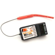 FlySky FS R6B 2 4Ghz 6CH RC AFHDS FS R6B Receiver for i6 i10 T6 CT6B