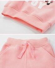 Velvet Warm Boy's Clothing Set