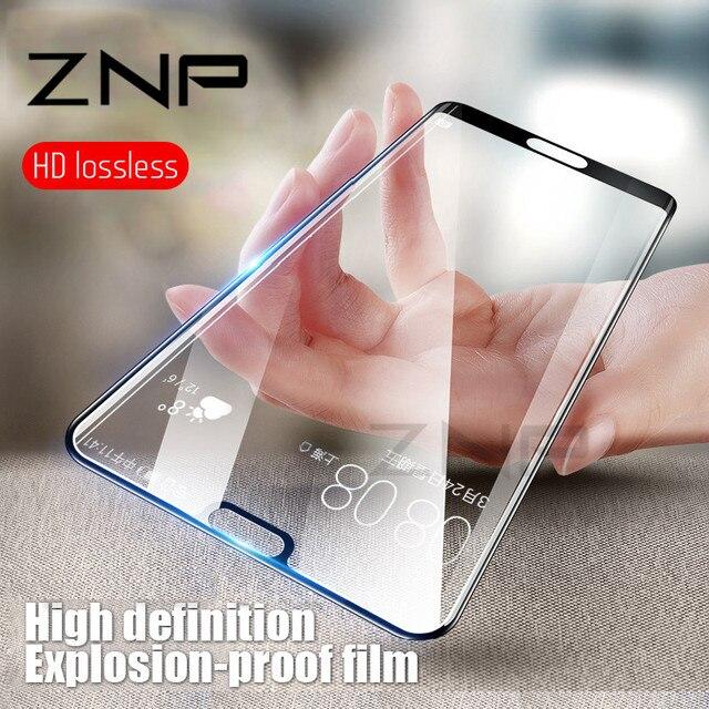 ZNP 3D 0,26 мм закаленное Стекло для huawei P10 P20 Lite P20 Pro P10 плюс Экран протектор для huawei Honor 10 защитный Стекло