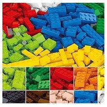 415pcs ABS Building Blocks DIY Creative Bricks Toys for Children Educational Toy Blocks Compatible Kids Birthday Gift