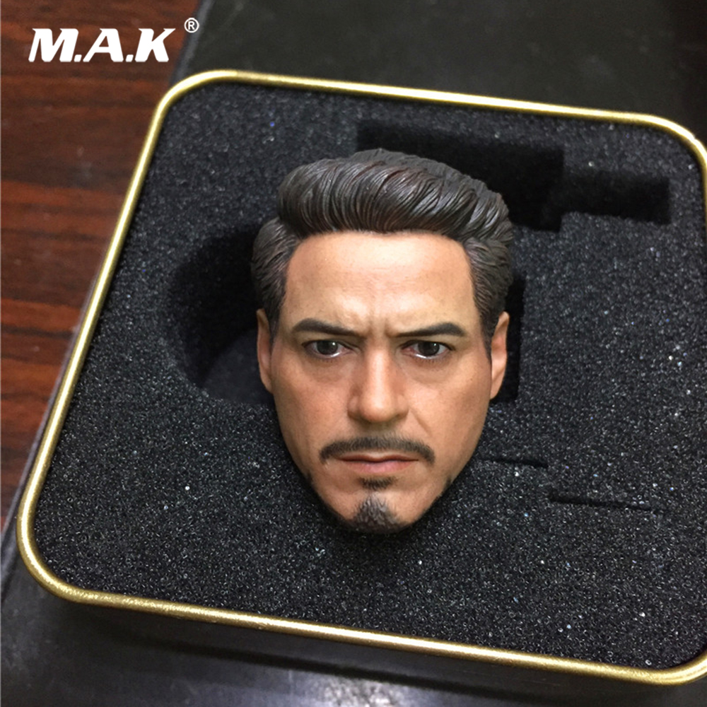 Tony Head Sculpt 1/6 Scale Male Soldier Head Model for 12inch Action Figure Toys Collection Head CarvingTony Head Sculpt 1/6 Scale Male Soldier Head Model for 12inch Action Figure Toys Collection Head Carving