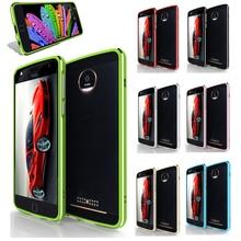 US $11.79 |For Moto Z Play XT1635 Bumper Cover High Light Metal Aluminum Frame Case for Motorola Moto Z Play XT1635 5.5