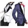 Free shipping Fashion Newest Fabulous Handsome Men Suits Tuxedos Groomsman Men Wedding Suits