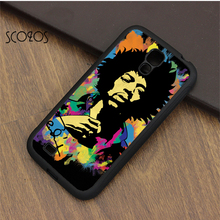 SCOZOS jimi hendrix cell phone case cover for samsung galaxy S3 S4 S5 S6 S7 S8 S6 edge S7 edge note 3 note 4 note 5 &qr351(China)