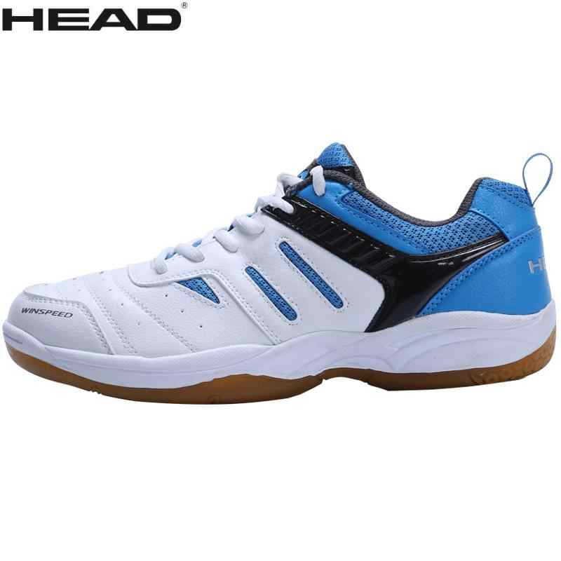2018 HEAD Men Original Badminton Shoes Breathable Professional Tennis Shoes Sport Sneakers Badminton Shoes For Men Women
