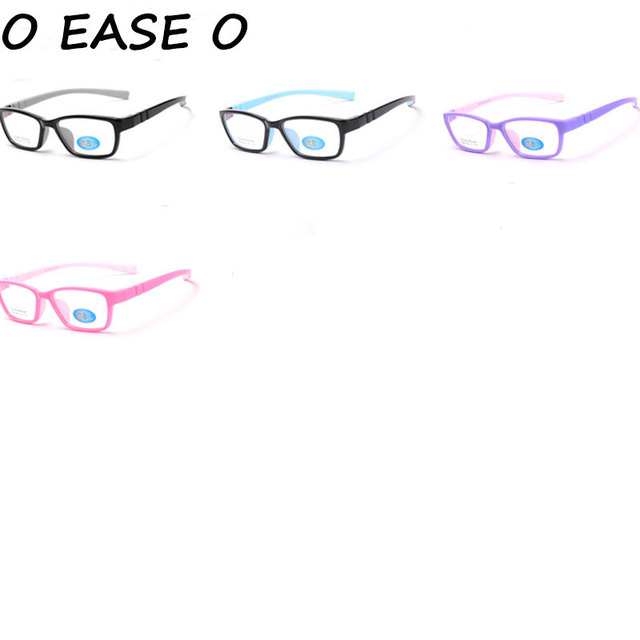 2015 Eyeglasses Frames Children Optical Frame Kids Cute baby Safe ...