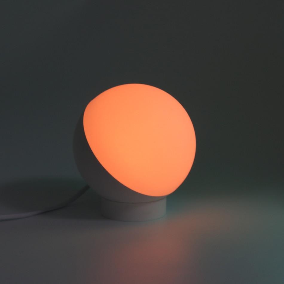Wifi Led Smart Night Light 7W Smart Table Lamp RGBW WifI APP Remote Control US EU Plug 110V 220V Smart Light Google Home Decor
