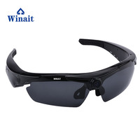 HD 720P Mini Digital Video Camera Sunglasses Mini DV Remoter Control Sports Sunglasses Freeshipping