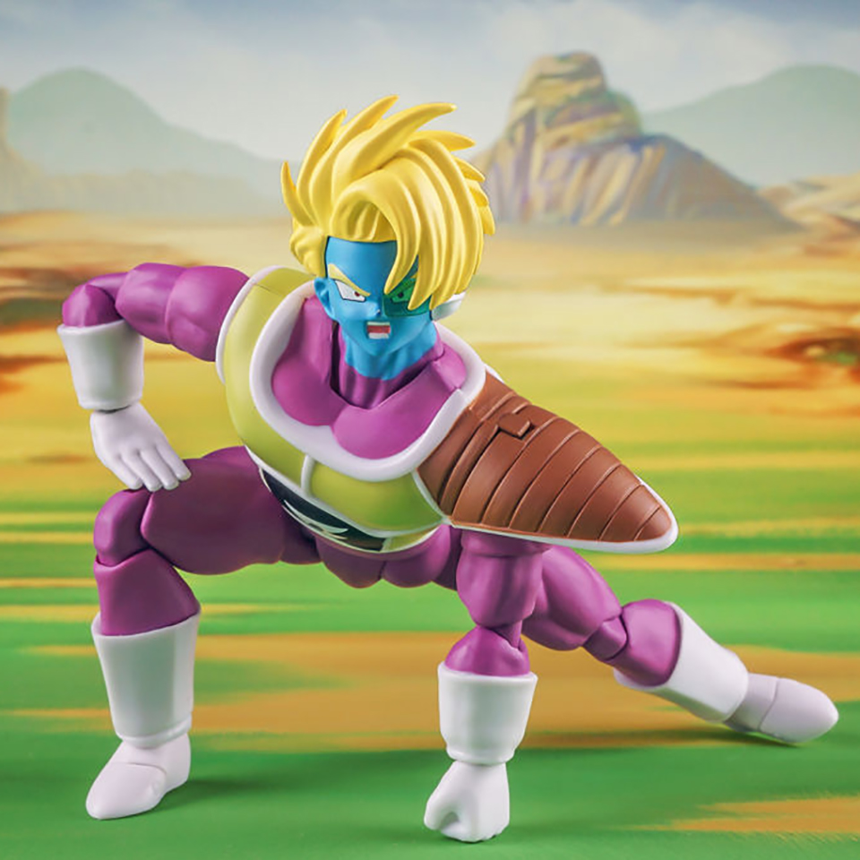 Tronzo Demoniacal Fit Dragon Ball Z Freeza Soldier SHF Coora Shazhavi Movable PVC Action Figure Model