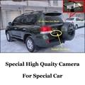 Cámara del coche Para TOYOTA Land Cruiser LC200 J200 LC 200 V8 de Alta calidad de Uso   CCD de Visión Trasera Cámara posterior Para Amigos + RCA