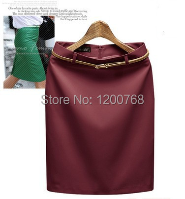 Women Autumn Work Skirts New Arrival Women Suit OL Skirts 2017 England Style Fashion Casual Business Formal Skirt