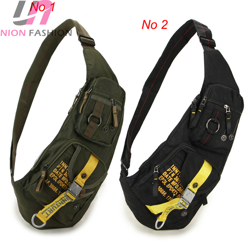 Unisex Men s Women s Sling Chest Shoulder Bag Travel Bag Bicycle Backpack-in  Backpacks from Luggage   Bags on Aliexpress.com  de37457681c6c