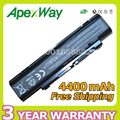 Apexway High quality laptop battery For Toshiba PA3757U PA3757U-1BRS PABAS213 for Qosmio F60 F60-10X F750 F755 T750 T750/T8A T85