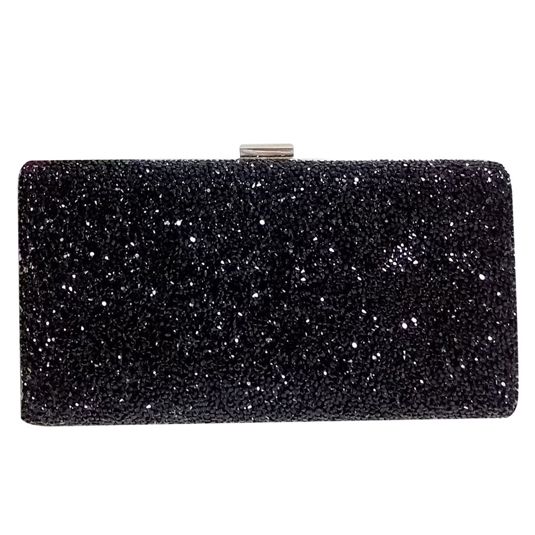Woman Evening bag Diamond Rhinestone hand Clutch Crystal Wallet Wedding Purse Party Banquet