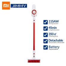 [Free Duty] Xiaomi Jimmy JV51 пылесос-палка ручной вакуумный автомобильный вакуумный съемный аккумулятор 400 Вт