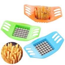 Новые горячие Кухонные гаджеты нож для резки картофеля и овощей резак измельчитель чипсов инструмент для резки картофеля keuken аксессуары yl