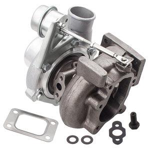Image 5 - Đa năng GT2871 T28 400 + HP Turbo Tăng Áp Phù Hợp Với 240SX S13/S14 SR20/CA18 0.6 A/R năm 0.64 MỘT/R 5 Bu Lông Bích