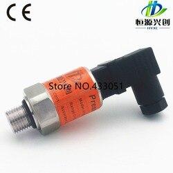 Envío Gratis,-1 ~ 0 1010bar/16bar/6bar/25bar, 10-30VDC, G1/4,4-20mA salida, 0.5%, transmisor de presión transductor Sensor de presión