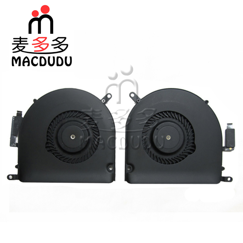 CPU Cooling Fan for 15 4 inch MacBook Pro Retina A1398 CPU Cooling Fan Left Right
