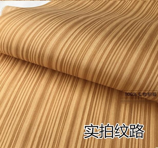 2PCS/LOT L:2.5Meters/pcs Wide:62cm Thickness:0.2mm Technology Teak veneer Wood Veneer teak house стол консольный britt