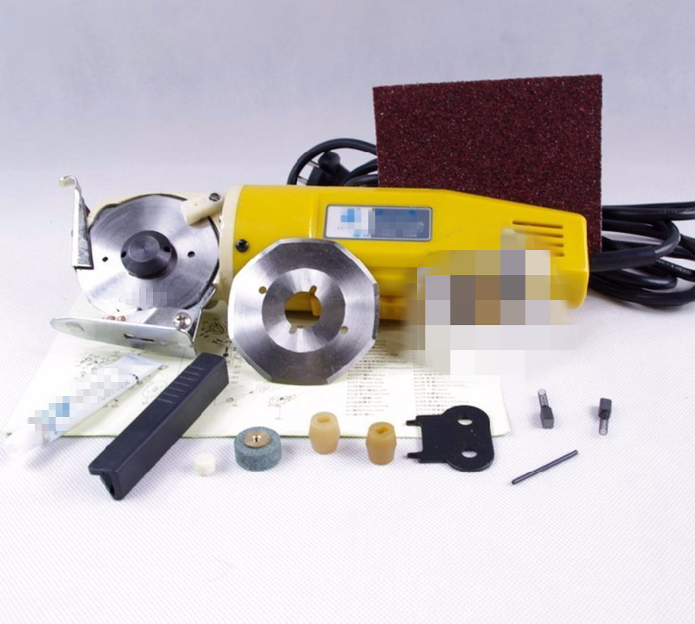 220V 110V 70mm Cloth Cutter Fabric Cutting Machine Shear Tailor Scissors hot scissors sewing machine best scissors for cutting fabric leather cloth