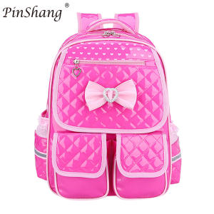 PinShang Children Waterproof Girls Schoolbag Cute Backpack 5dc1d59d77c7f