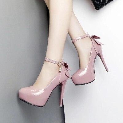 New women's shoes super high high heels  1